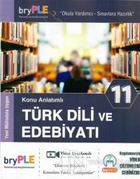 11. Sınıf Türk Dili ve Edebiyatı Konu Anlatımlı