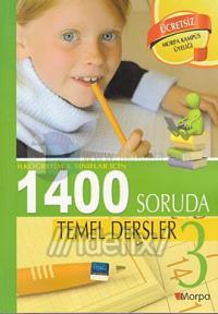 1400 Soruda Temel Dersler 3