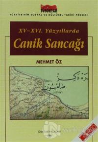 15.-16. Yüzyıllarda Canik Sancağı