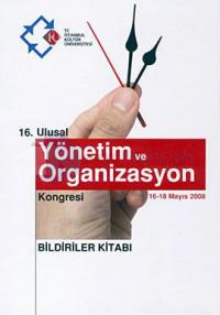 16. Ulusal Yönetim ve Organizasyon Kongresi