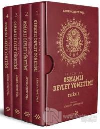 19. Yüzyılda Osmanlı Devlet Yönetimi - Tezakir (4 Kitap Takım)