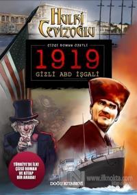 1919 Gizli ABD İşgali - Çizgi Roman Özetli %25 indirimli Hulki Cevizoğ