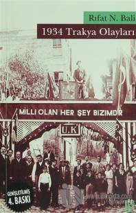 1934 Trakya Olayları