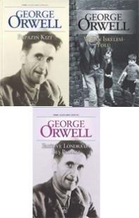 George Orwell Takım 3 Kitap