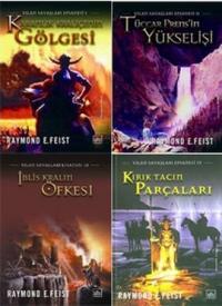 Yılan Savaşları Efsanesi Takım 4 Kitap