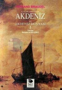 Akdeniz ve Akdeniz Dünyası - 2. Cilt %20 indirimli Fernand Braudel