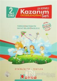 2. Sınıf Çek Koparlı Kazanım Değerlendirme Seti 4+4+4