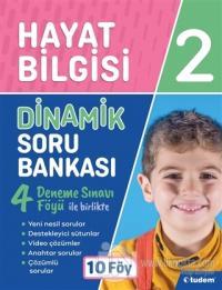 2. Sınıf Hayat Bilgisi Dinamik Soru Bankası (10 Föy) Kolektif