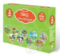 2. Sınıf Kerem İle Zehra Türkçe Tema Hikayeleri 10 Kitap Takım