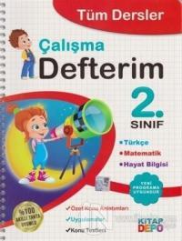 2. Sınıf Tüm Dersler Çalışma Defterim