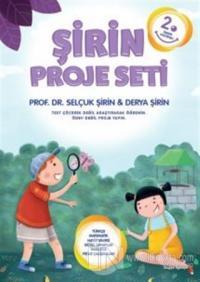 2. Sınıfa Hazırım - Şirin Proje Seti Selçuk Şirin