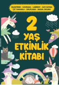 2 Yaş Etkinlik Kitabı