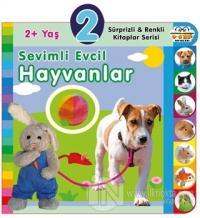 2+ Yaş Sevimli Evcil Hayvanlar (Ciltli) Kolektif