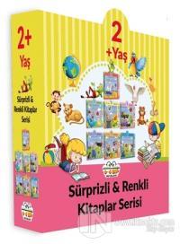 2+ Yaş Sürprizli ve Renkli Kitaplar Serisi (7 Kitap Set) (Ciltli)
