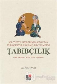 20.Yüzyıl Başlarında Çağatay Türkçesiyle Yazılmış Bir Tıp Metni Tabibçılık