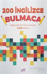 200 İngilizce Bulmaca Kolektif