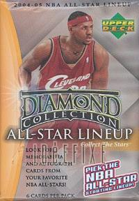 2004-05 NBA All-Star Lineup