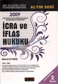 2009 İcra ve İflas Hukuku