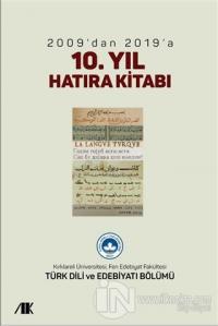 2009'dan 2019'a 10.Yıl Hatıra Kitabı