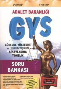 2010 GYS Adalet Bakanlığı Soru Bankası