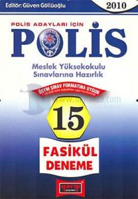 Polis Adayları İçin Meslek Yüksekokulu Sın. Haz.