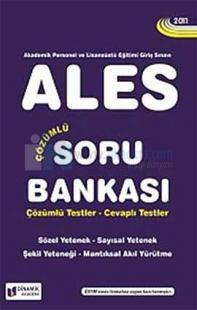 Mantıklı ALES Çözümlü Soru Bankası %10 indirimli Kolektif