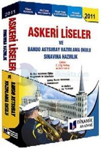 2011 Askeri Liseler ve Bando Astsubay Hazırlama Okulu Hazırlık Kitabı