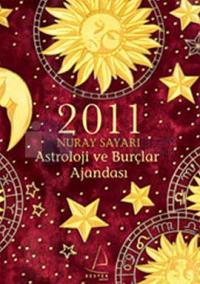2011 Astroloji ve Burçlar Ajandası (Telli)