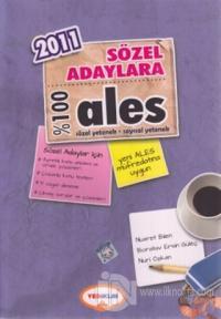 2011 Sözel Adaylara ALES Sözel Yetenek - Sayısal Yetenek