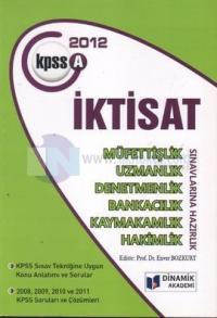 2012 KPSS A İktisat