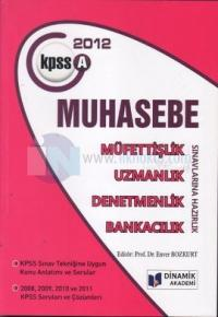 2012 KPSS A Muhasebe