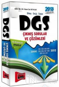 2013 DGS Çıkmış Sorular ve Çözümleri 2000-2012