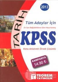 2013 KPSS Genel Yetenek - Genel Kültür (5 Kitap Takım)