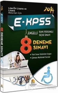 2014 E-KPSS 8 Deneme Sınavı