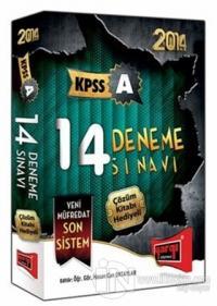 2014 KPSS - A 14 Denme Sınavı
