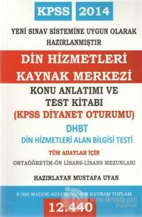 2014 KPSS Din Hizmetleri Alan Bilgisi Test Dhbt Mbsts Konu Anlatımlı