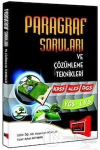 2014 KPSS Paragraf Soruları ve Çözümleme Teknikleri