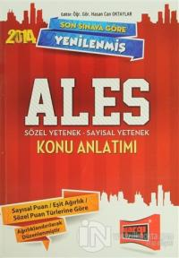 2014 Son Sınava Göre Yenilenmiş ALES Sözel Yetenek - Sayısal Yetenek K