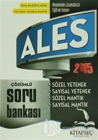 2015 ALES Çözümlü Soru Bankası