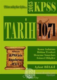 2015 KPSS Tarih 1071