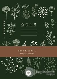 2016 Ajandası: Her Güne Bir Sayfa