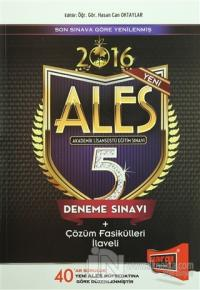 2016 ALES 5 Deneme Sınavı Çözümlü Fasikülleri İlaveli