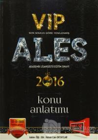 2016 ALES VIP Konu Anlatımı Kolektif