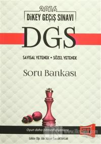 2016 DGS Sayısal Yetenek - Sözel Yetenek Soru Bankası