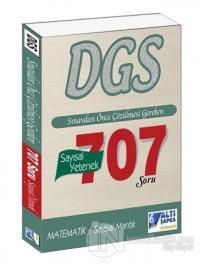2016 DGS Sınavdan Önce Çözülmesi Gereken 707 Soru - Sayısal Yetenek
