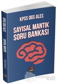 2016 KPSS-DGS-ALES Sayısal Mantık Soru Bankası