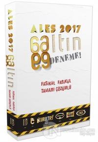 2017 ALES Tamamı Çözümlü 6 Altın Deneme