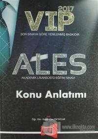 2017 ALES VIP Konu Anlatımı