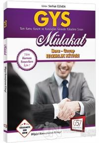 2017 GYS Mülakat Soru Cevap Hazırlık Kitabı