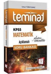 2017 KPSS Teminat Matematik Açıklamalı Soru Bankası